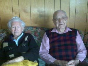 Papaw and Lois